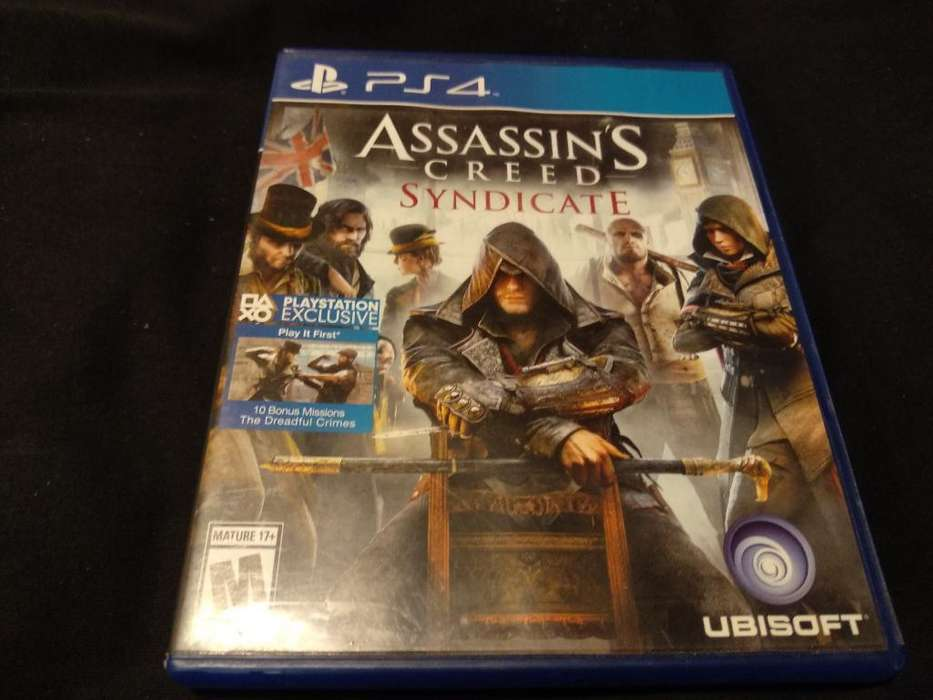 Assassins Creed Syndicate : Ps4