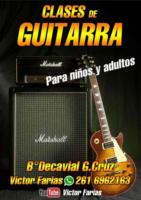 Clases de guitarra para niños y adultos!!!! 250