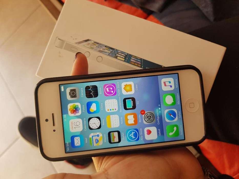iPhone 5 en Caja