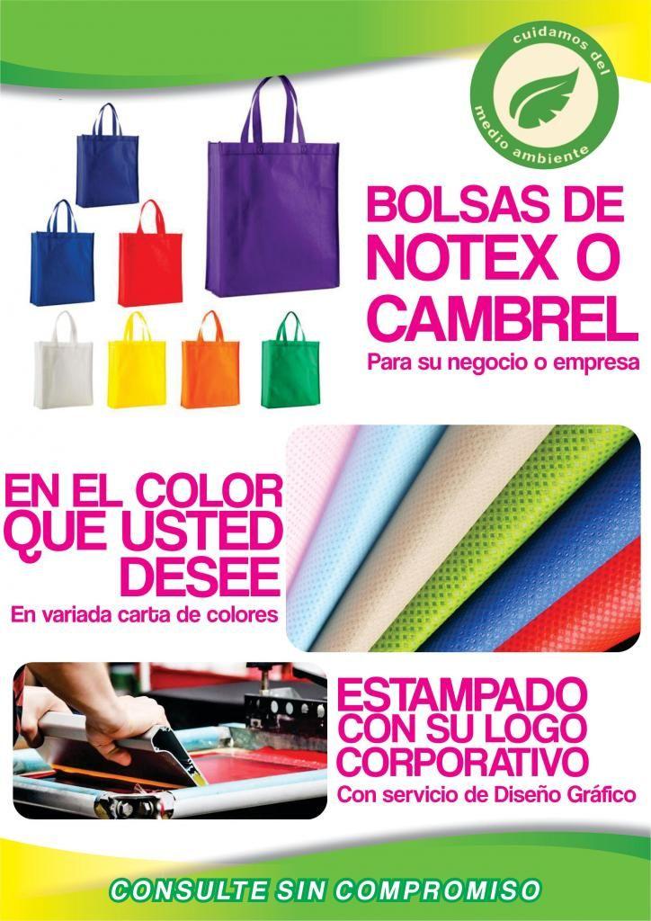 ff10a4cd7 FABRICACION DE BOLSAS NOTEX O CAMBREL - Lima