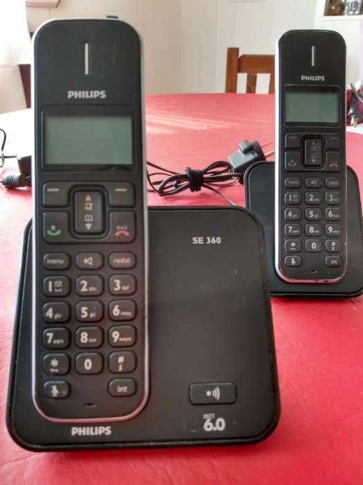 teléfono <strong>philips</strong> duo