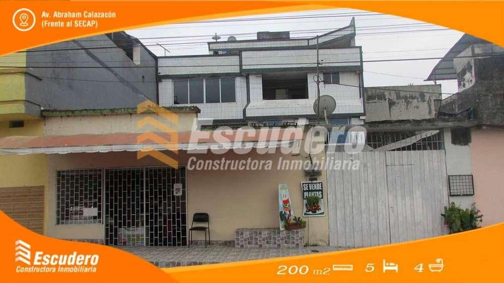 Vendo propiedad comercial sector Vía Chone