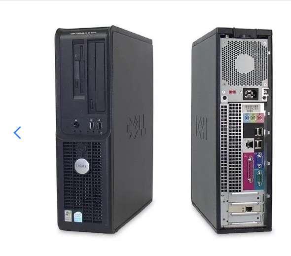 Vendo lote de 4 maquinas completas Dell Optiplex 360/380
