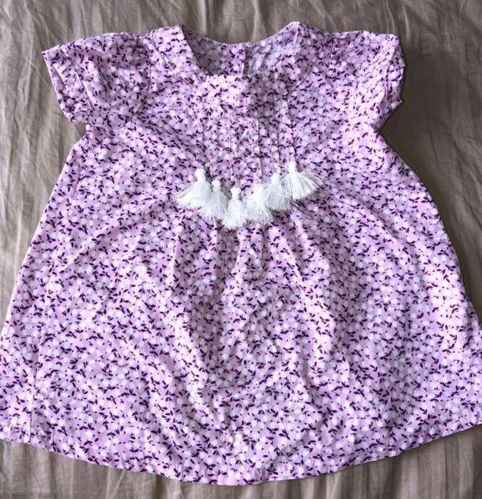 Se Vende Hermoso Vestido Bebe