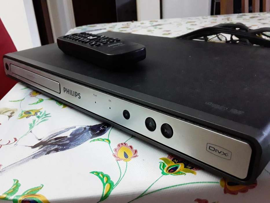 Reproductor Dvd Philips Dvp