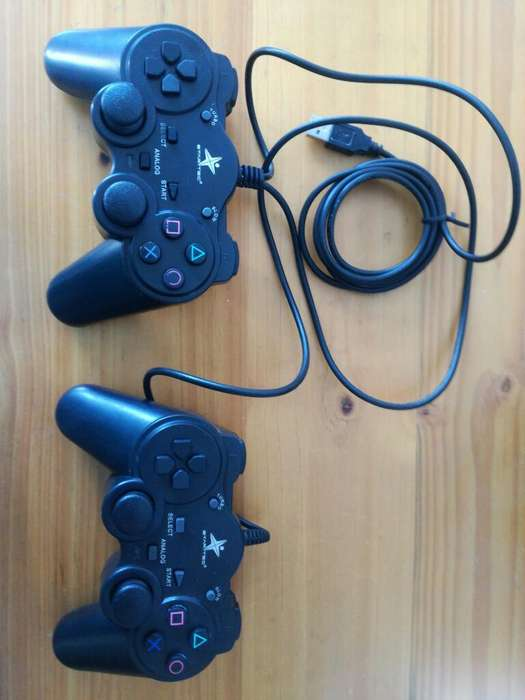 Oferta 2x1 Controles Pc Perfecto Estado