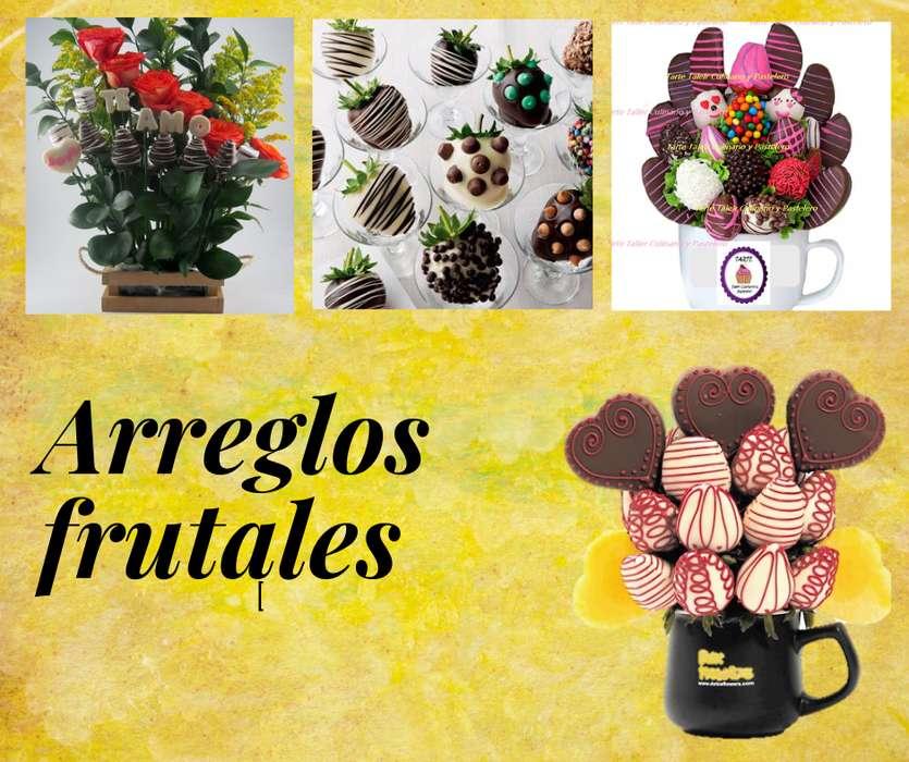CURSOS DE ARREGLOS FRUTALES
