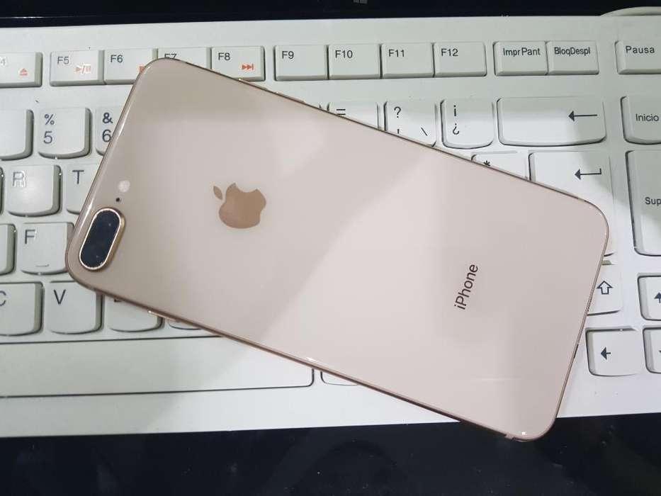 iPhone 8 Plus Oro Rosa 64gb