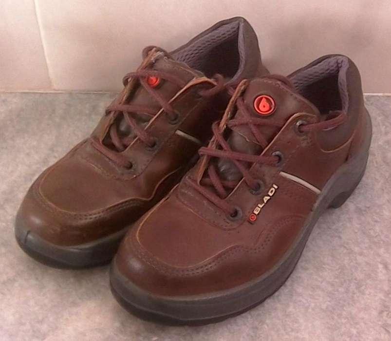 4b0041ea Zapato Calzado Seguridad Bladi talle 39 Puntera Acero