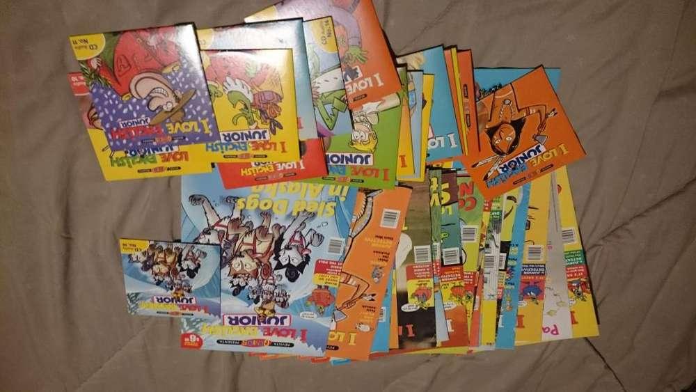 libros de ingles e italiano