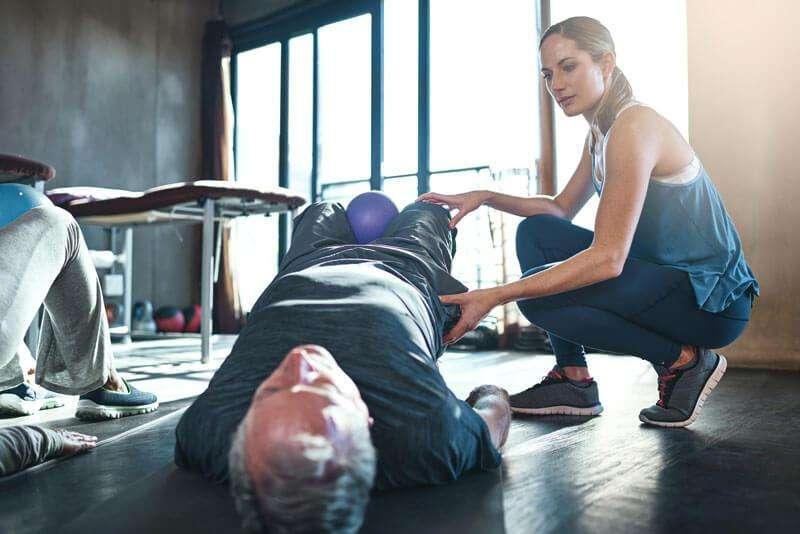 Servicio de Fisioterapia y Masajes Terapeuticos