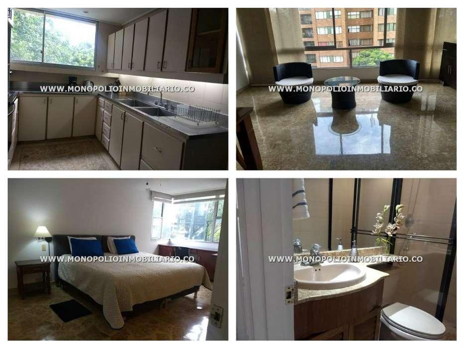 rento apartamento amoblado en medellin cod:14162