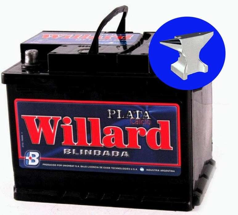 <strong>bateria</strong> 12x75 WILLARD PRECIO REAL PLAN CANJE EFECTIVO 44823837