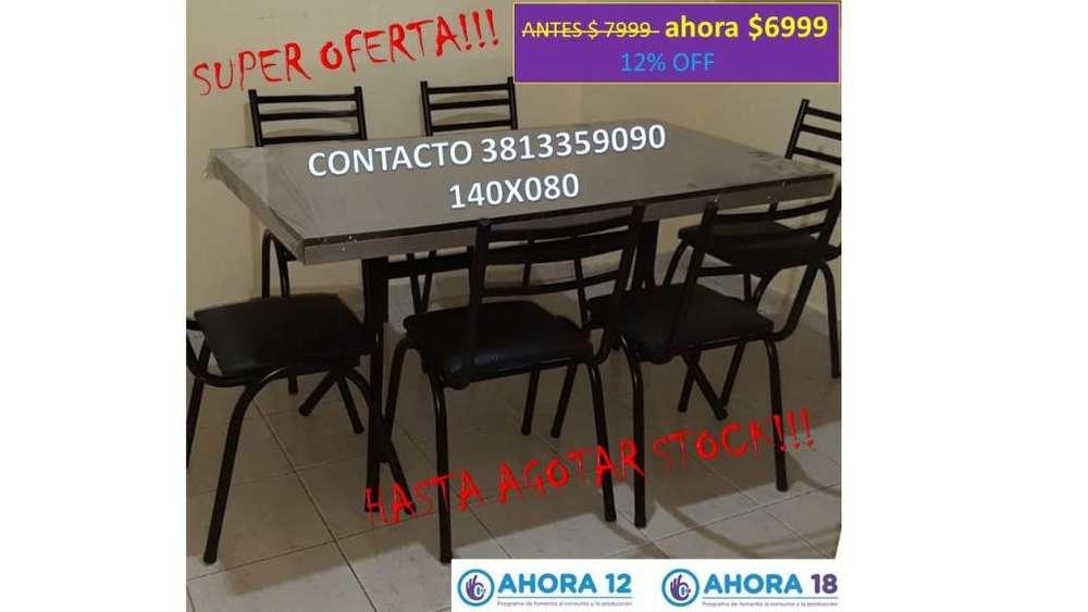 JUEGO DE <strong>comedor</strong> SUPER PROMOCION 5600 ENVIO GRATIS DENTRO DE SAN MIGUEL Y ALREDEDORES
