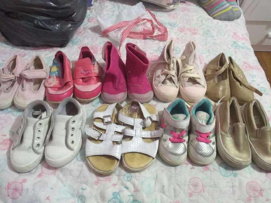 Lote Zapatos ,zapatillas , Botas