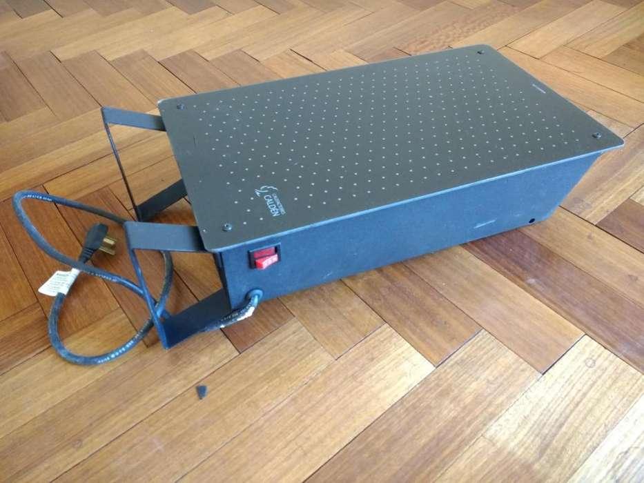 Calefactor Vitroconvector 1000 A 2000 Wts Caldén Nvo!