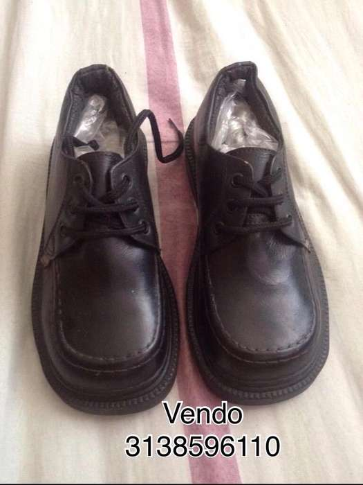 Zapato Colegial T29