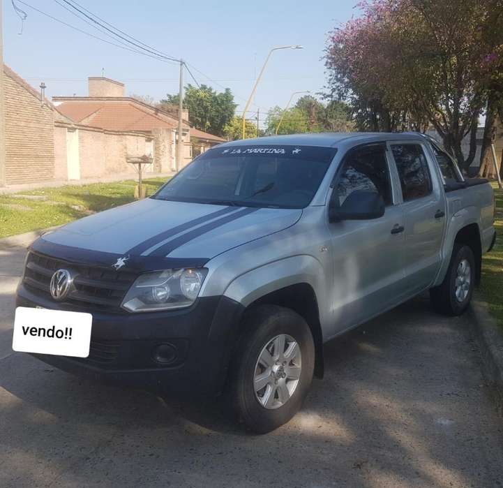 Volkswagen Amarok 2011 - 190000 km