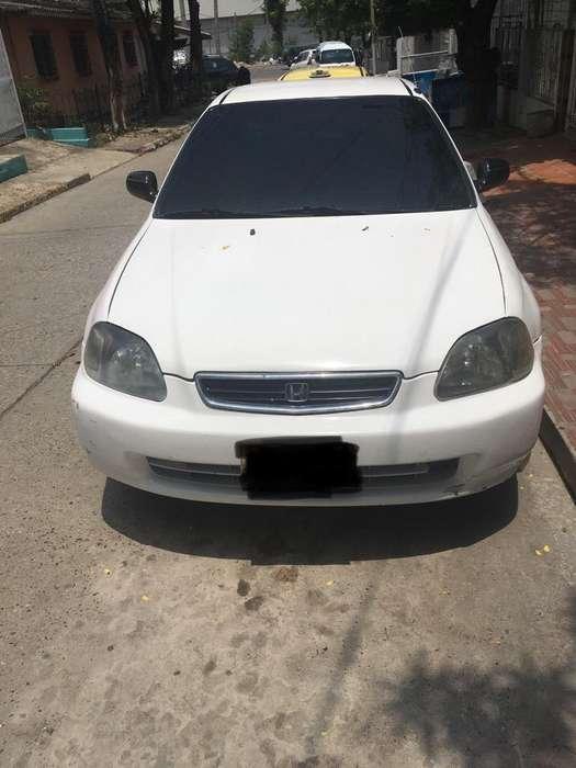 Honda Civic 1998 - 12345678 km
