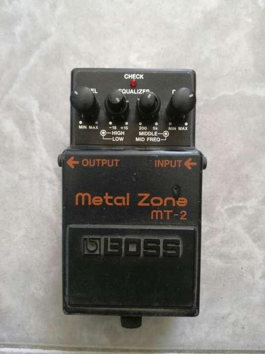 Metal Zone Mt2
