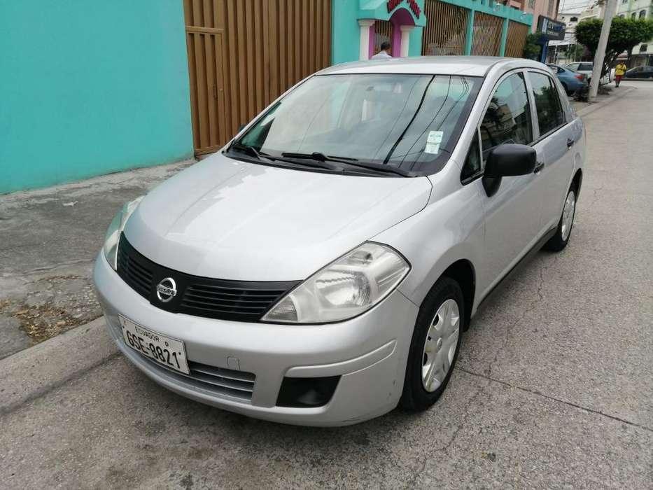 Nissan Tiida 2013 - 140000 km