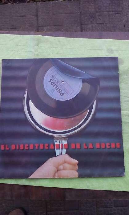 Disco de Vinilo El Discotecario de La No
