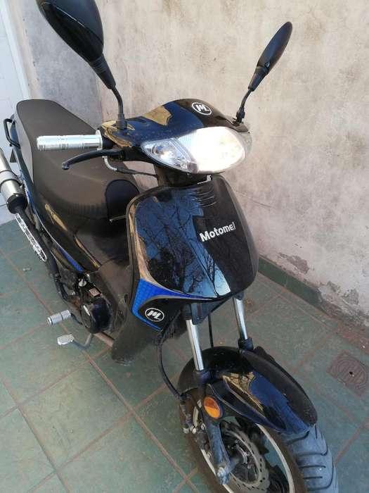 Vendo Motomel 110