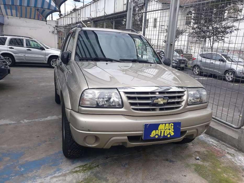 Chevrolet Grand Vitara 2014 - 74000 km