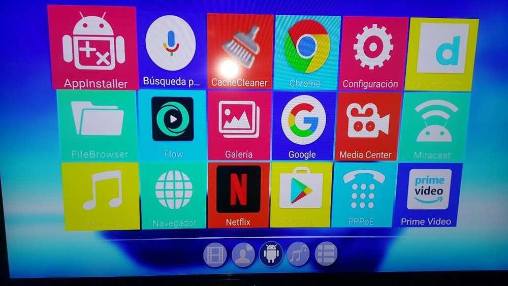 Smart Tv Hitachi 46. Como Nuevo