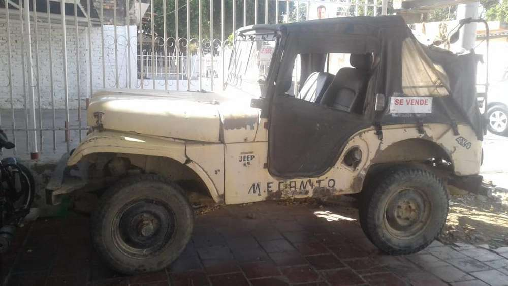 <strong>jeep</strong> Willys 1980 - 100000 km