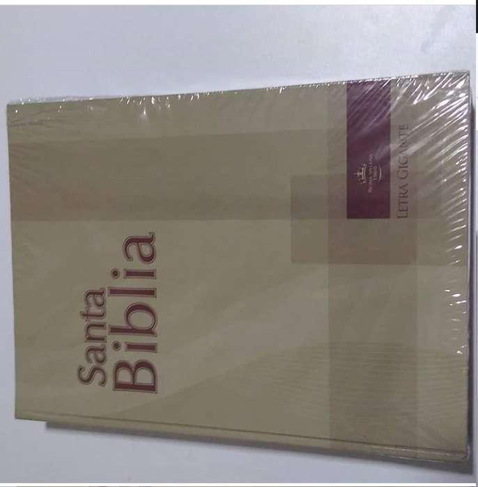 Biblia Reina Valera 1960 Letra Gigante