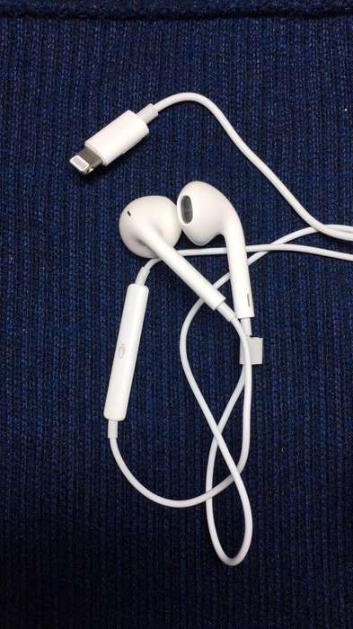 Manos Libres Earpods Lightning iPhone