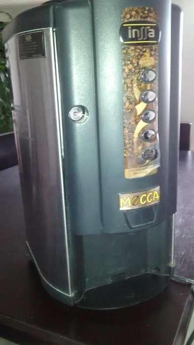 Maquina dispensadora de cafe marca inssa