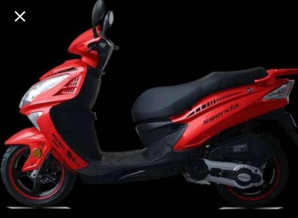 Moto Scooter <strong>nueva</strong>