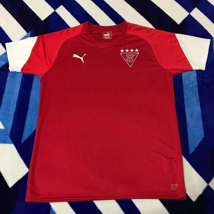 Camiseta Liga de Quito 2018 Ldu Entrenam