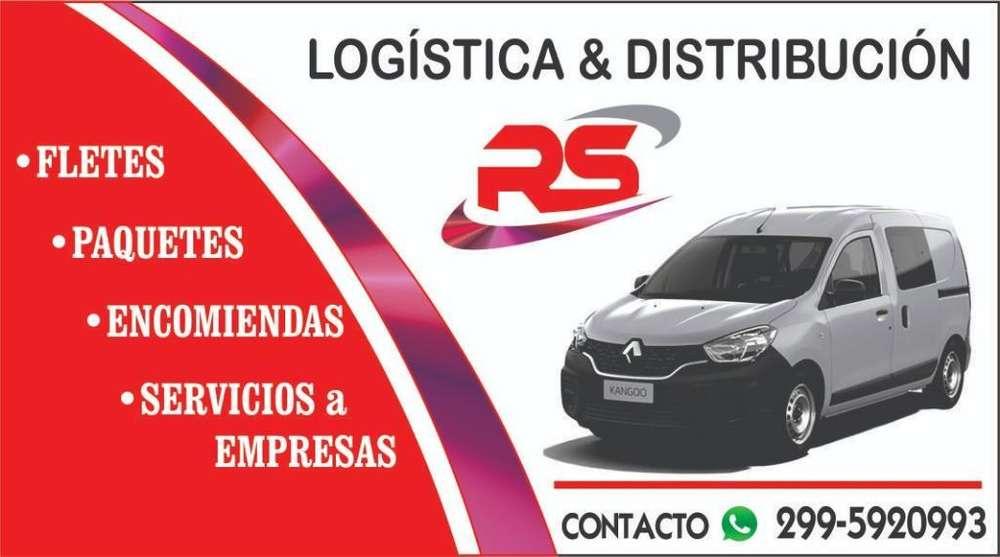 Logística Y Distribución Rs!!