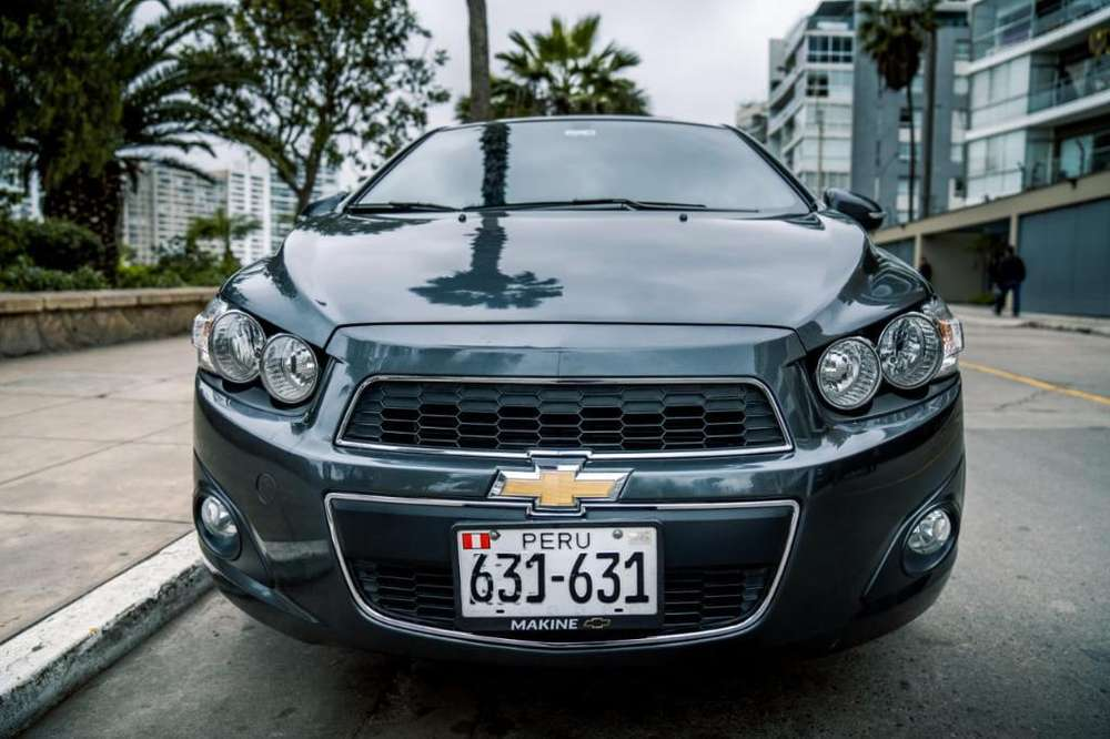 <strong>chevrolet</strong> Sonic 2016 - 47000 km