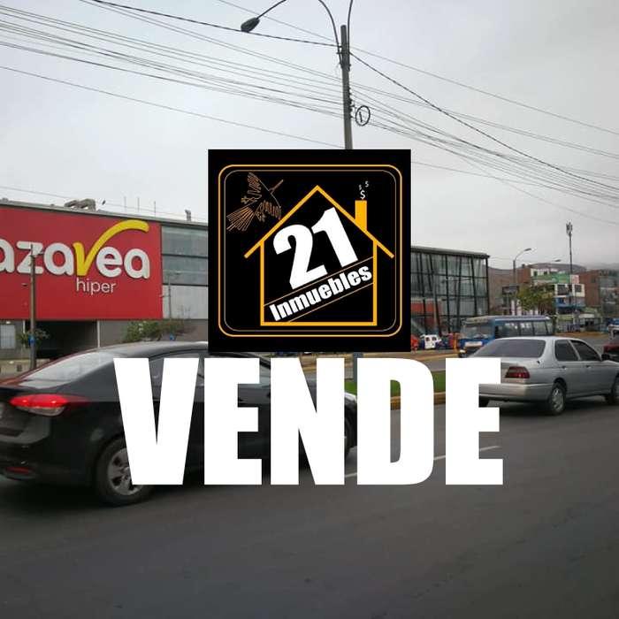Inmuebles21 Vende terreno de 10.5 hectáreas en Ventanilla