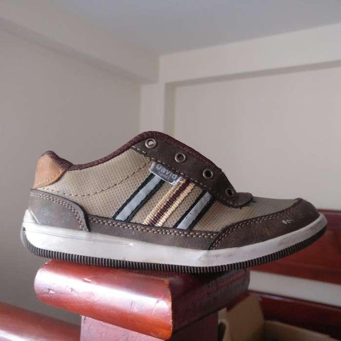 Zapato Mocasín Número 29