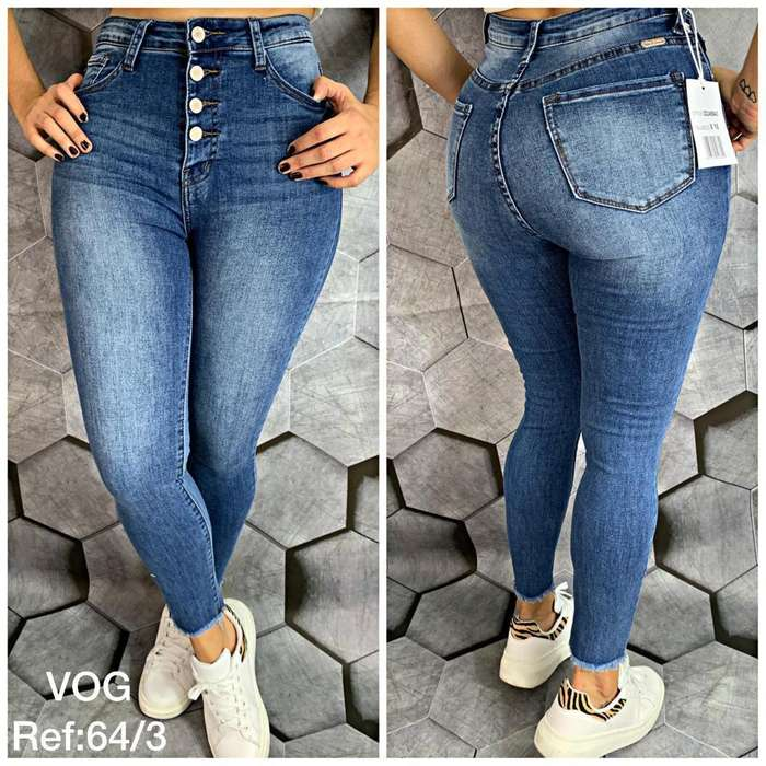 Jeans Most Wanted Dama Talla 11 Y 12