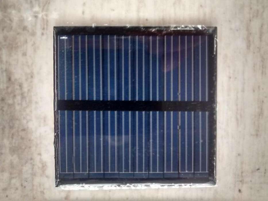 Celda Solar 5V 90mA