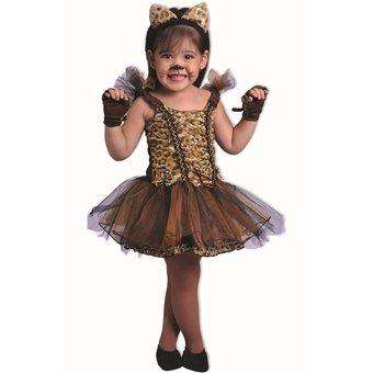 Disfraz Baby Leoparda Gatica