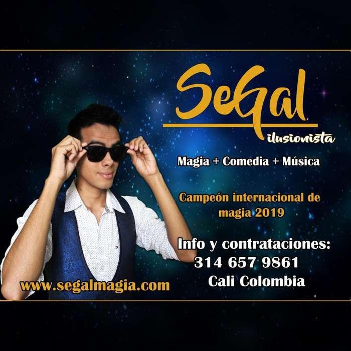 Show de Magia en Colombia