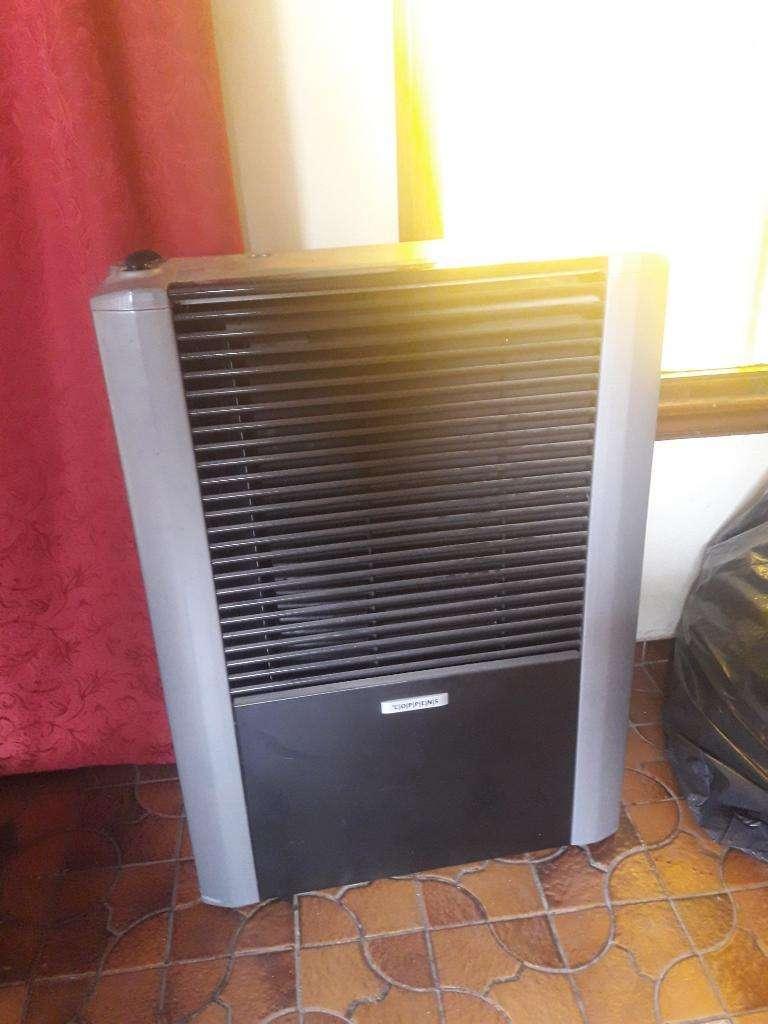 Tiro Balanceado Calefactor