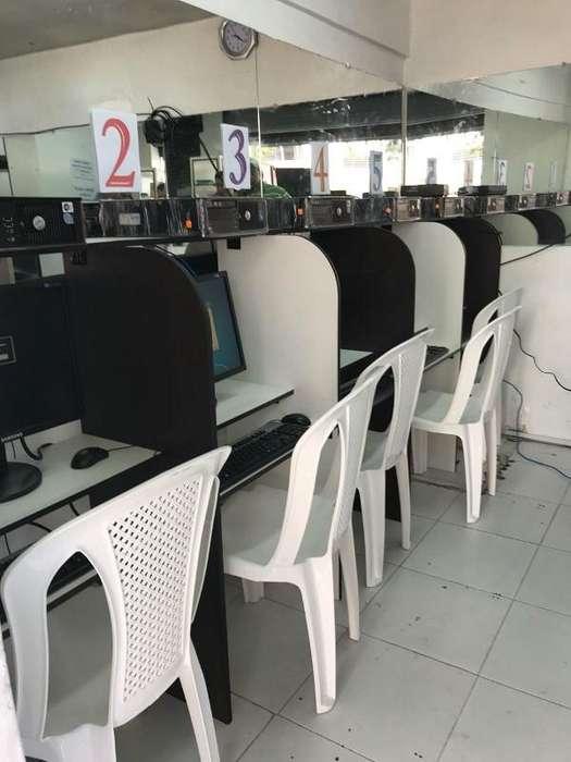 Las Mejores Ofertas, En Computadoras, Cyber, Cabinas, Mesas