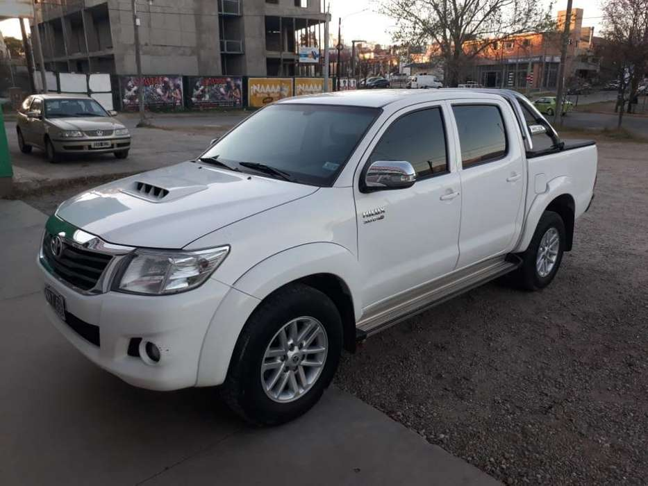 Toyota Hilux 2013 - 131000 km