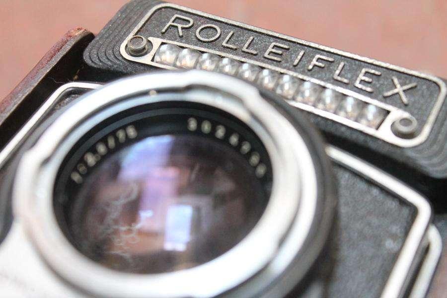 CAMARA ROLLEIFLEX T 3,5