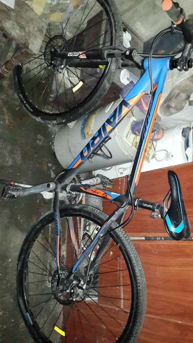 Vendo Bici Impecable R29 8000 O Permuto