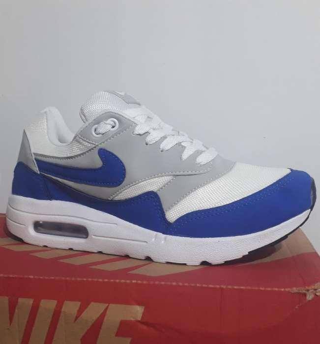 Zapatillas Nike Brasileras 38 39 Y 40