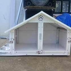 Casas para Perros en Pvc